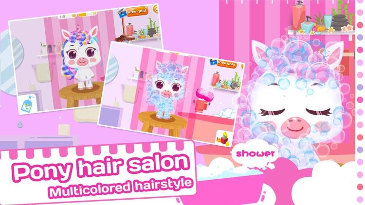 Pony Hair Salon:Fun
