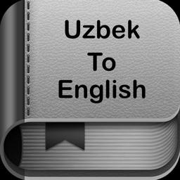 Uzbek to English Dictionary ●