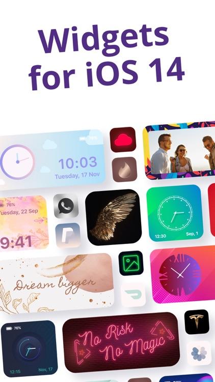 Widgets GO Themes Icon Changer screenshot-3
