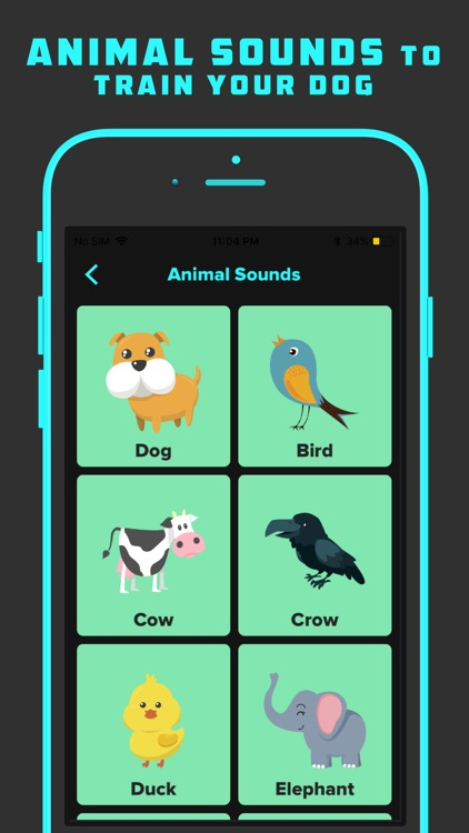 Dog Whistle & Clicker screenshot-7