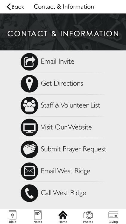 West Ridge Community Church screenshot-3