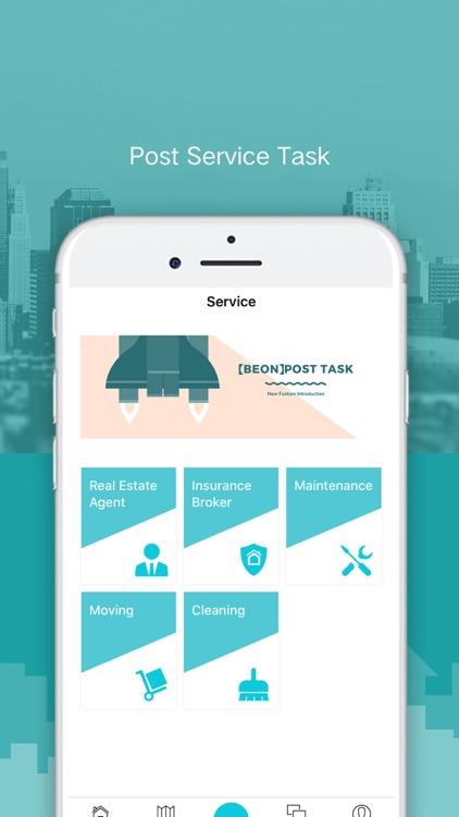BEON Homes-Home Rental&Chat screenshot-3