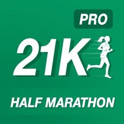 21K Half Marathon Run Coach