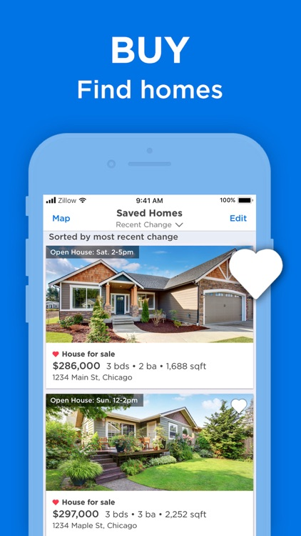Zillow: Houses For Sale & Rent screenshot-0