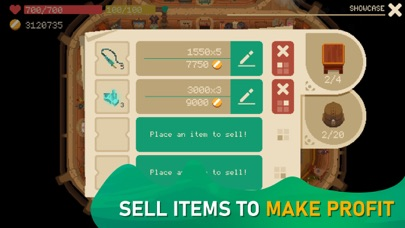 Screen Shot Moonlighter 4