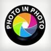 PIP画中画自拍图片背景变换器 - 图片合成 + 文字编辑!