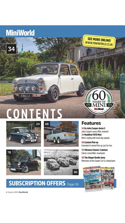 Mini World Magazine screenshot-3