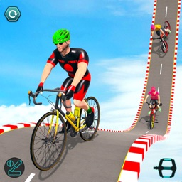 BMX Stunt - Cycle Racing Game