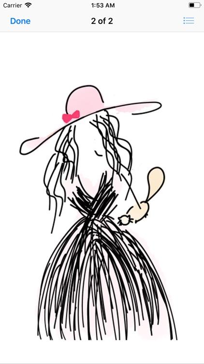 Women, Fashion, Art screenshot-3