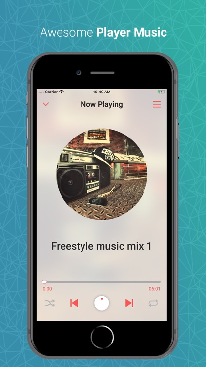 Super Music Player screenshot-4