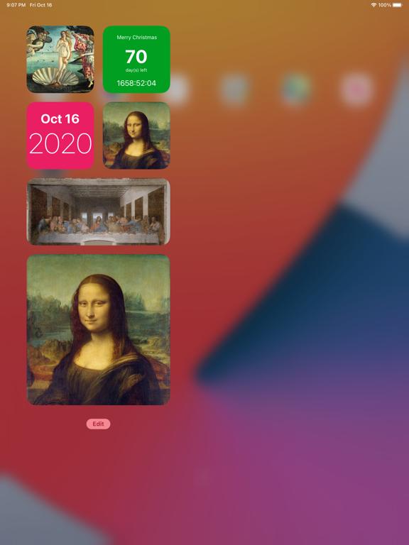 Widget of Art screenshot 11