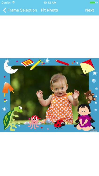 Baby Photo Frames & Editor screenshot-4