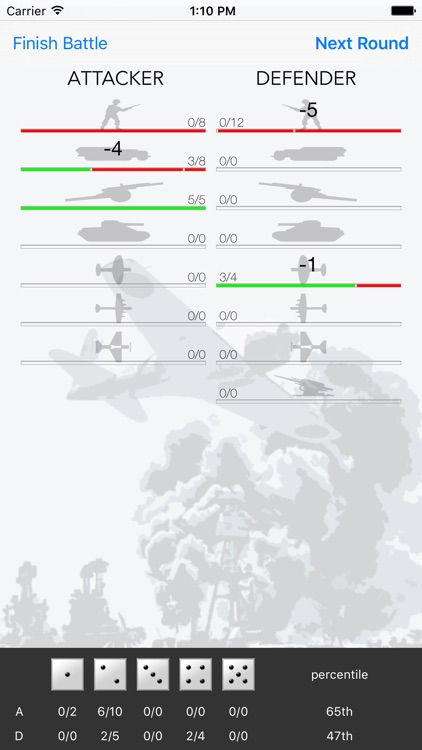 Probability for Axis & Allies®