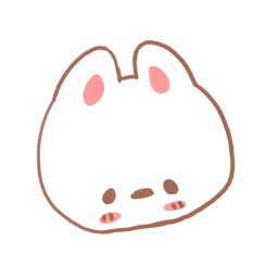 Aisu the Rabbit Stickers