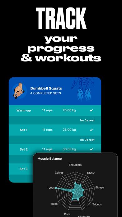 GymStreak: Workout Planner AIのおすすめ画像6