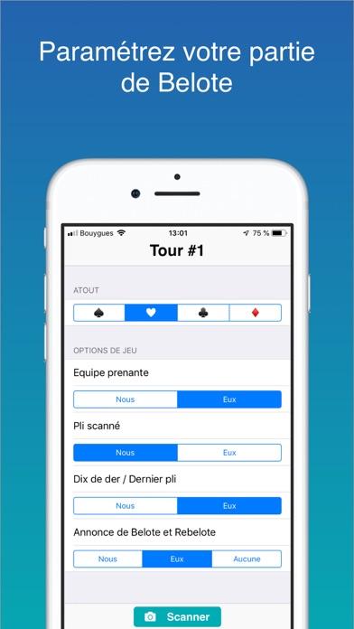 Screenshot for Belote A.I in Ukraine App Store