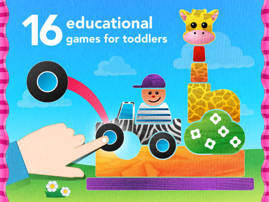 Toddler puzzles games for kids screenshot 9