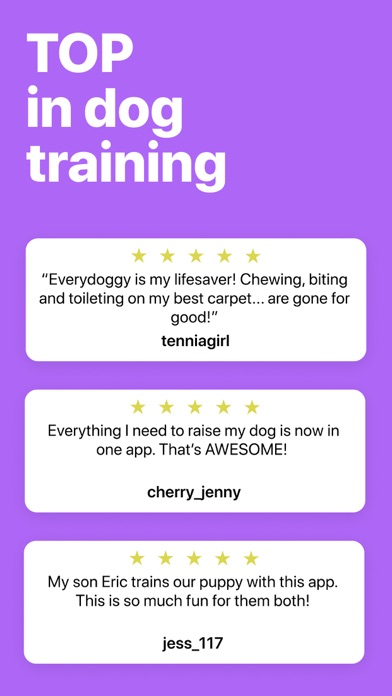 EveryDoggy: Dog Training Screenshot