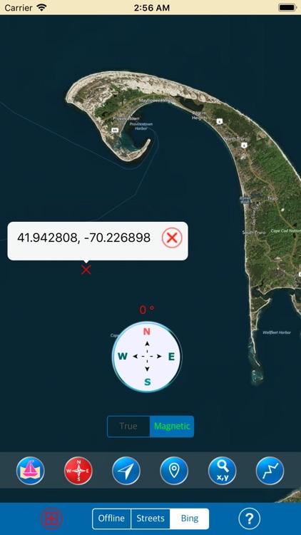 Cape Cod Bay - Marine Charts