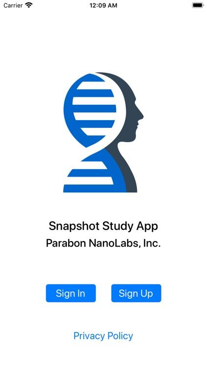 Snapshot Study App