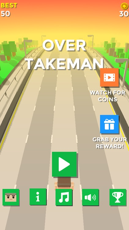Overtakeman screenshot-3