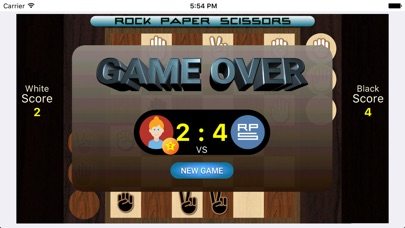 Screenshot for Rock Paper Scissors Strategic in Portugal App Store