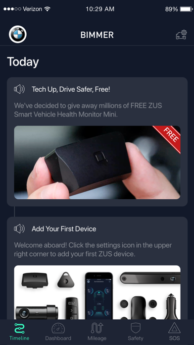 ZUS - Complimentary OBD2 Offerのおすすめ画像1