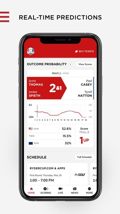 Ryder Cup 2020 screenshot-4