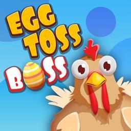 Egg Toss Boss