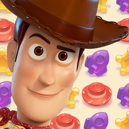 Toy Story Drop! – Match-3 Game