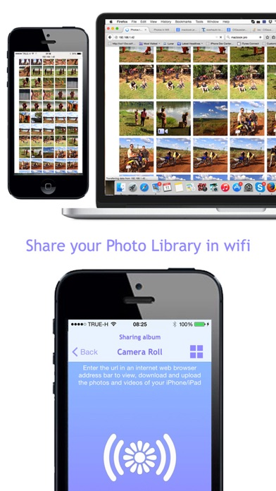 Photos In Wifi Screenshots