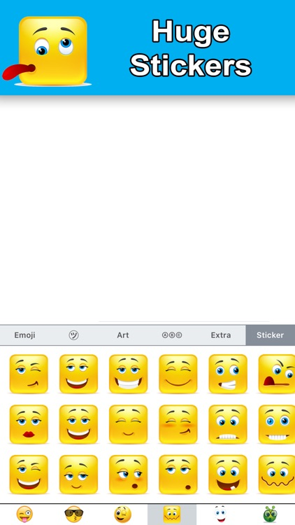 New Emoji - Extra Smileys screenshot-5