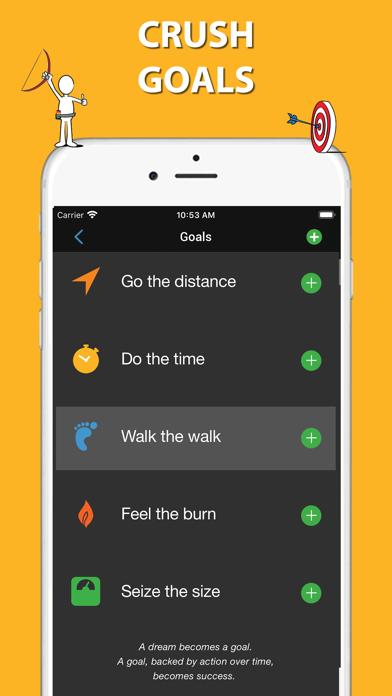 iRunner Run & Jog Trackerのおすすめ画像8