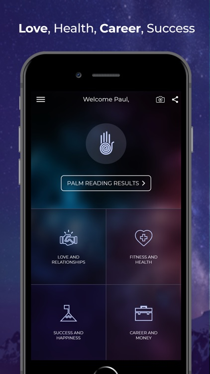 PalmHD: Palm Reader screenshot-4