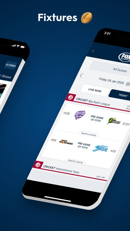 FOX Sports Official App screenshot-3