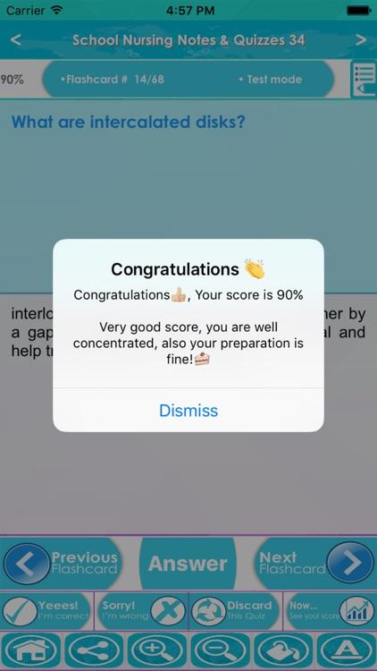 School Nursing Exam Review App screenshot-4
