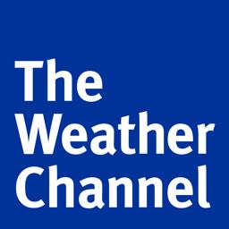 Ícone do app The Weather Channel: previsões