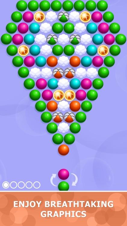 Bubblez: Magic Bubble Quest screenshot-3