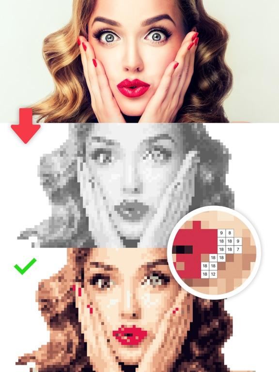 Скачать Окраска пикселей - No.Draw