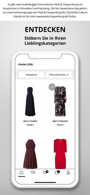 f725c4517f2ce3 Peek Cloppenburg  Fashion Shop im App Store