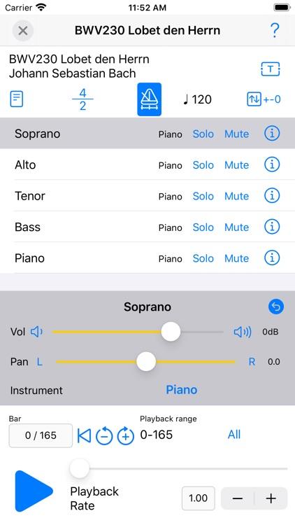 Chorus Lesson screenshot-5