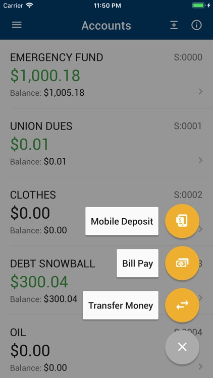 BELLCO FCU Mobile Banking screenshot-3