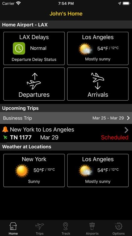 Flightview - Flight Tracker screenshot-3