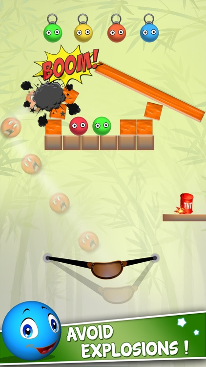 Bounce Ball Shooter: Slingshot screenshot-3
