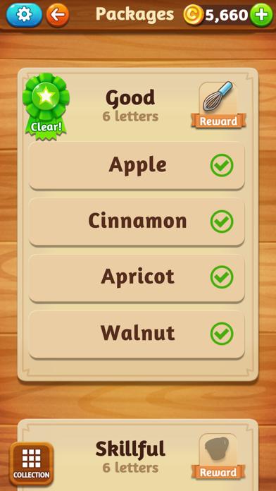 WordCookies Cross screenshot four
