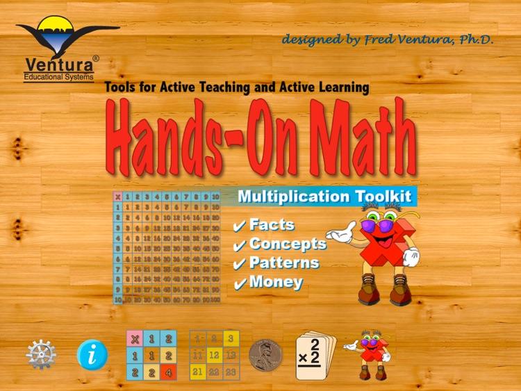 Multiplication Toolkit