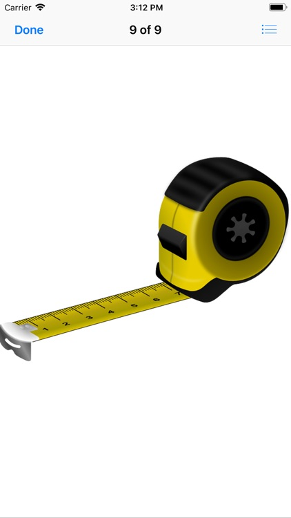 Tape Measures screenshot-9