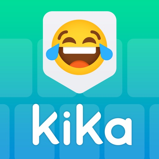 Kika Keyboard for iPhone, iPad