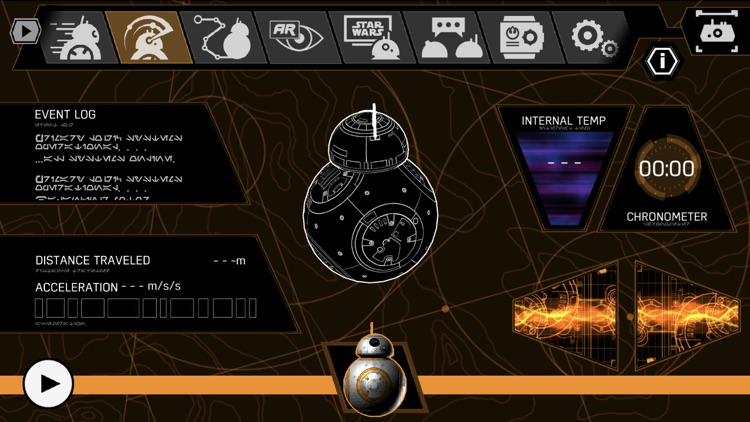 Star Wars Droids App by Sphero screenshot-3