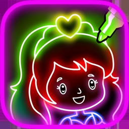 Doodle Coloring Games for Kids